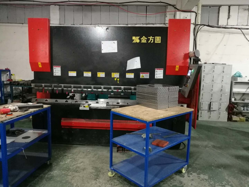 Do you know the four procedures of sheet metal processing factory