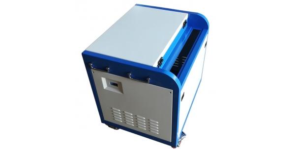 Sheet metal electric test cabinet