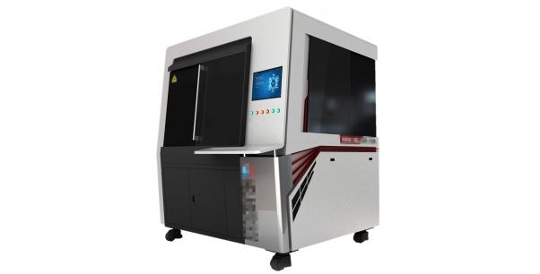 Laser machine sheet metal shell