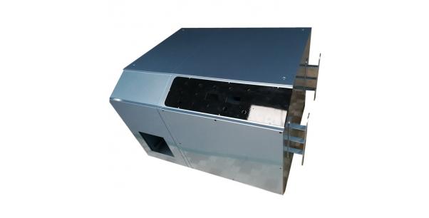 Laser welding machine sheet metal