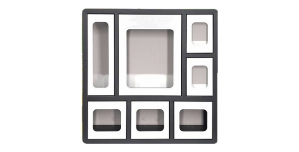 Smart cabinet sheet metal