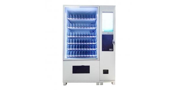 Vending machine sheet metal