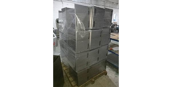 Chassis sheet metal